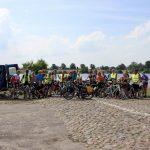 rowerem nad polskie morze
