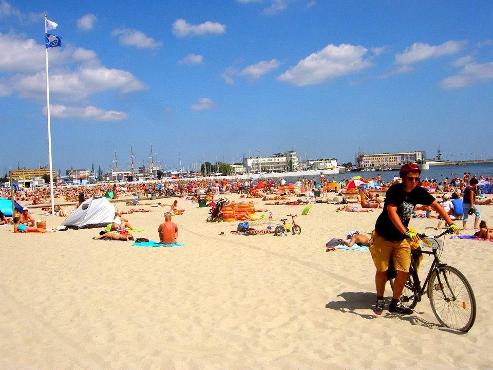 Zielona 7 to wyjątkowa trasa rowerowa nad polskie morze.