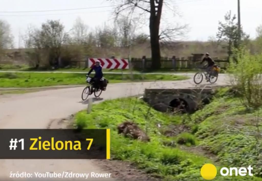 Najlepsza trasa rowerowa w Polsce